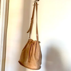 VTG Coach Bucket Bag